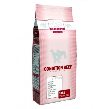Delikan Original Condition Beef 12 Kg