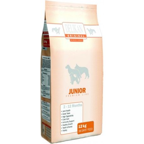 Delikan Original Junior 12 Kg