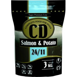 Delikan CD Salmon & Potato 3 kg
