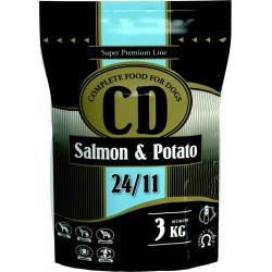 Delikan CD Salmon & Potato 3 kg