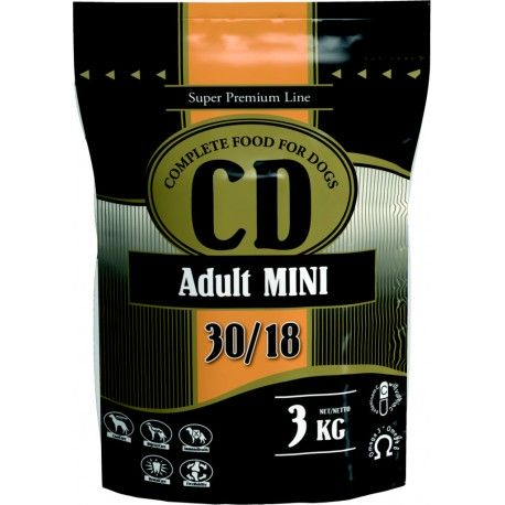 Delikan CD Adult Mini 3 kg