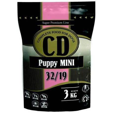 Delikan CD Puppy Mini 3 kg