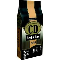 Delikan CD Beef & Rice 15 kg