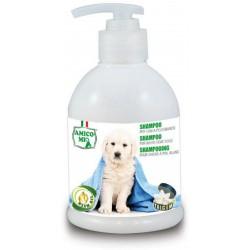 Szampon dla psów z białą sierścią z olejkiem z drzewa neem