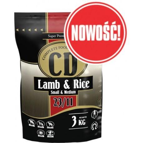Delikan CD Lamb & Rice 3 kg