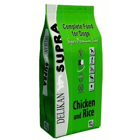 SUPRA Chicken and Rice 1 kg