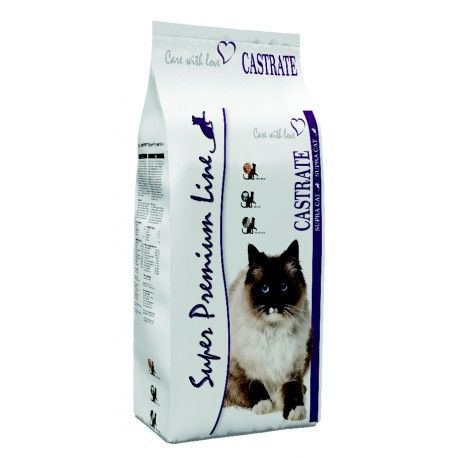 Delikan SUPRA Cat Castrate 10 kg